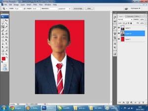 Cara Mengedit Foto Formal dengan Photoshop | trixphotoshop
